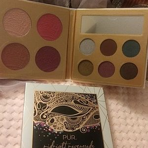 Brand New Pur Midnight Masquerade face palette